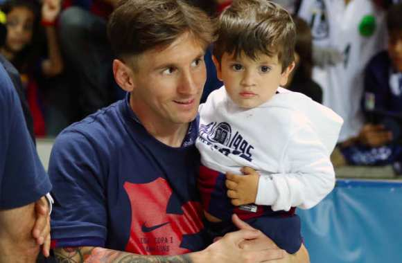 Messi donne 500 000 euros à l'UNICEF