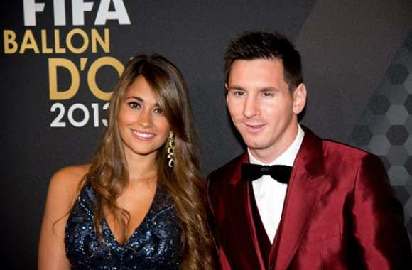 Messi et son costume à un million