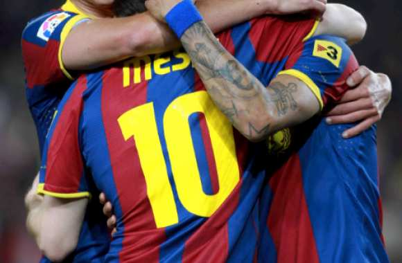 Messi fait taire le Real