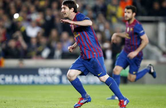 Messi, l'influent
