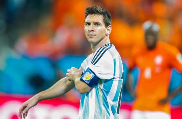 Messi, passage avide