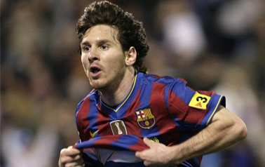 Messi, pour changer...