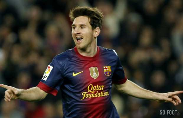 Messi se moque des records