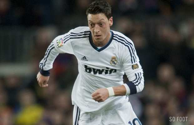 Mesut �zil (Real Madrid)