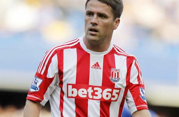 Michael Owen (Stoke City)