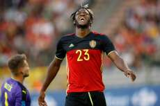 Michy Batshuayi en moonwalk à LA