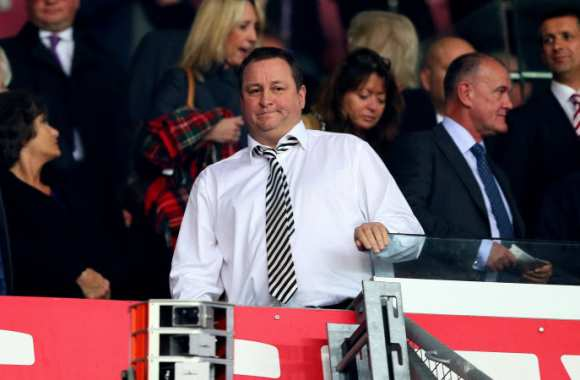 Mike Ashley, dans l'œil du cyclone