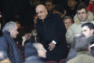 Milan : Galliani s'oppose à Berlusconi
