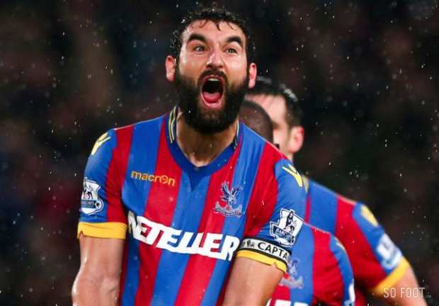 Mile Jedinak (Crystal Palace)