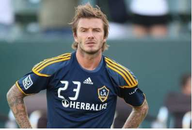MLS : Beckham cartonne