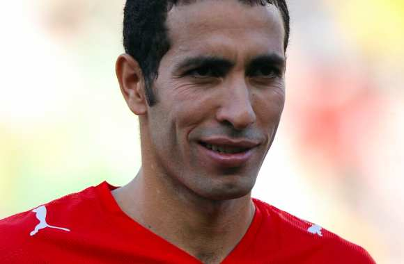 Mohamed Aboutrika en 2012