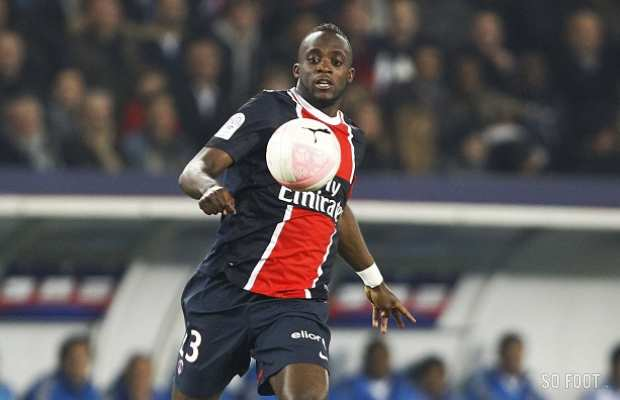 Momo Sissoko (Paris Saint Germain)