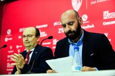 Monchi officiellement à la Roma