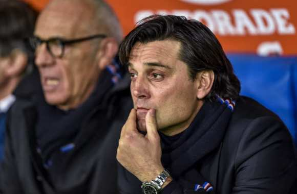 Montella : « Le match contre Naples servira de test »