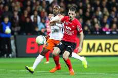 Montpellier inarrêtable face à Guingamp