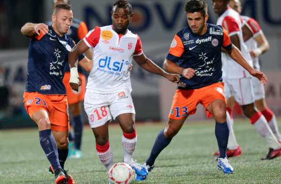 Montpellier s'impose à Nancy