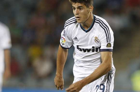 Morata (Real Madrid)