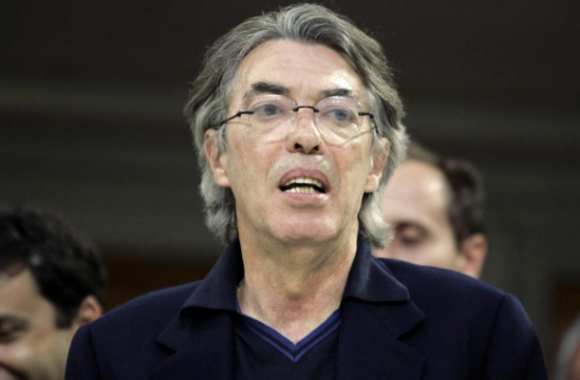 Moratti regrette les chants racistes contre Balotelli