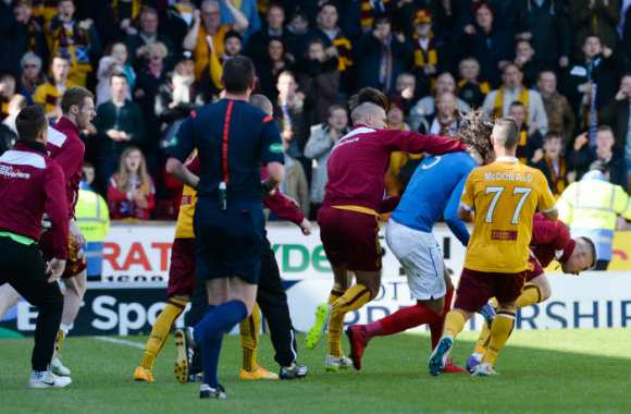Moshni Vs Motherwell