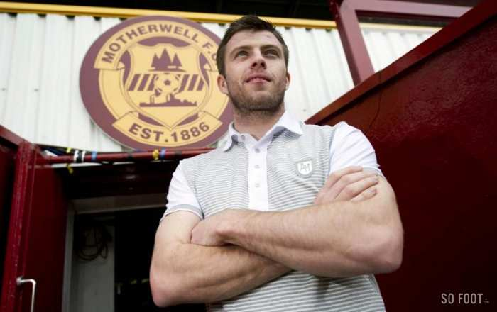 Motherwell trolle Manchester United