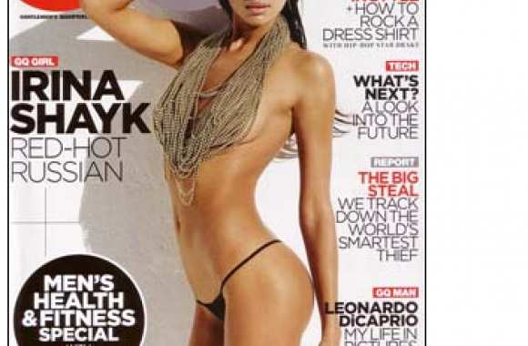 Mrs C. Ronaldo pose pour GQ