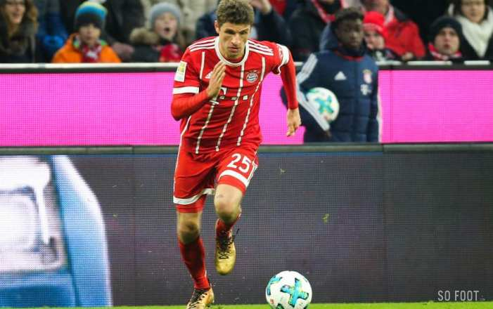 Müller : « On est toujours le Bayern »