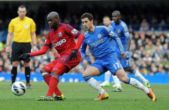 Mulumbu Vs Hazard
