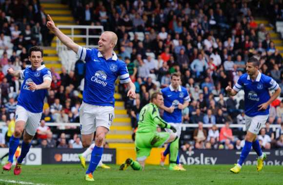 Naismith, double caramel contre Fulham