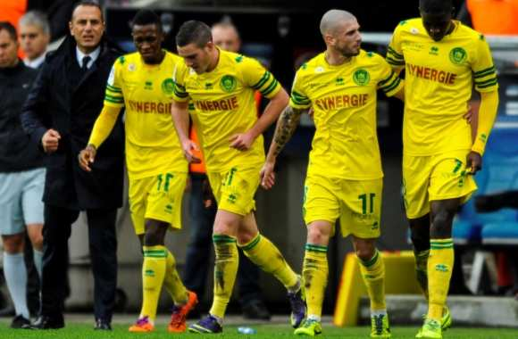 Nantes répond au « hold-up »