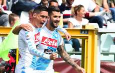 Naples cartonne, l'Inter s'enfonce, Crotone y croit