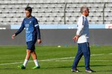 Nasri tacle Deschamps et Balotelli