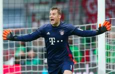 Neuer toujours incertain pour le Real