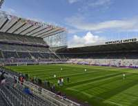 St James' Park (stade de Newcastle)