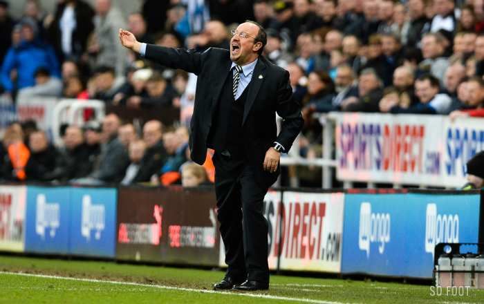 Newcastle remonte en Premier League