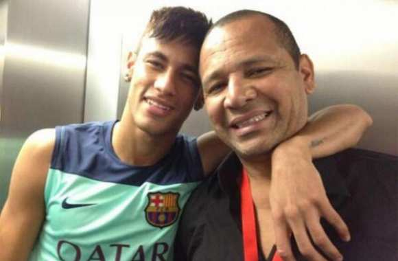 Neymar Junior et Senior