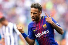 Neymar unique buteur face à MU