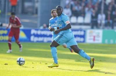 Niang voit l'OM champion