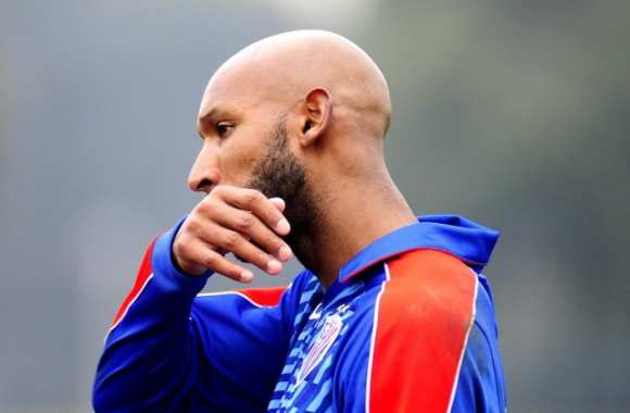 Nicolas Anelka quand il jouait encore à Shanghai