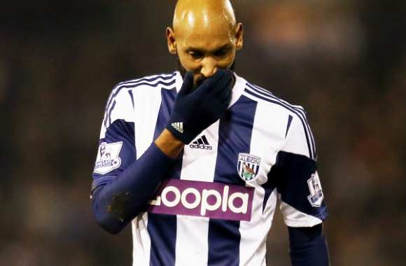 Nicolas Anelka (West Bromwich Albion)