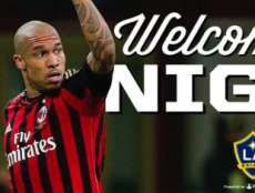Nigel de Jong s'en va aux Los Angeles Galaxy