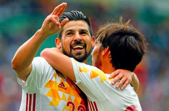 Nolito, double buteur contre la Bosnie en amical