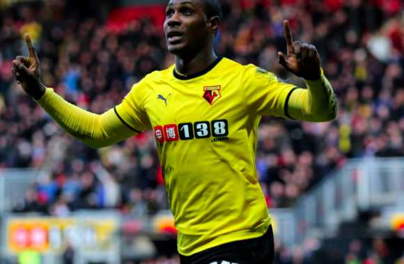 Odion Ighalo, buteur de Watford