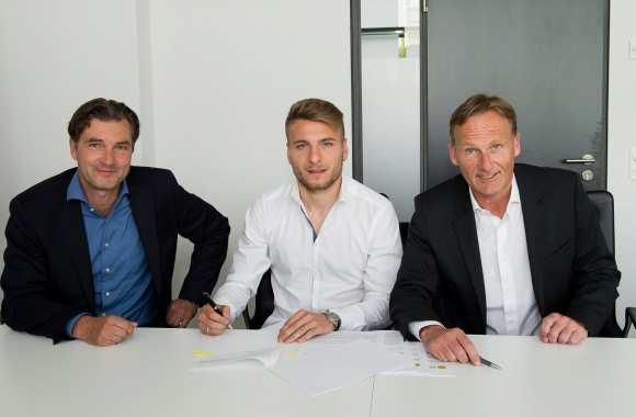 Officiel : Immobile signe au BVB