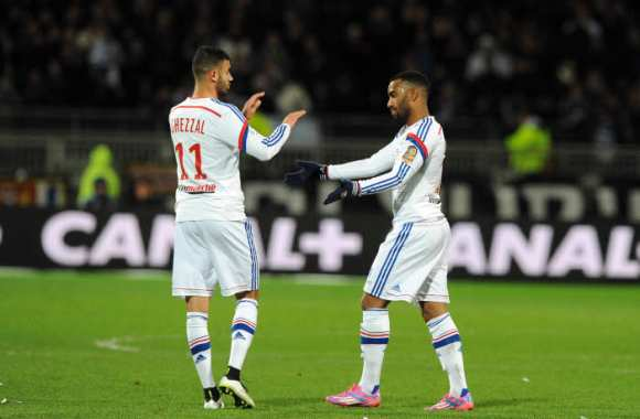 OL : avec Lacazette mais sans Ghezzal contre Nancy