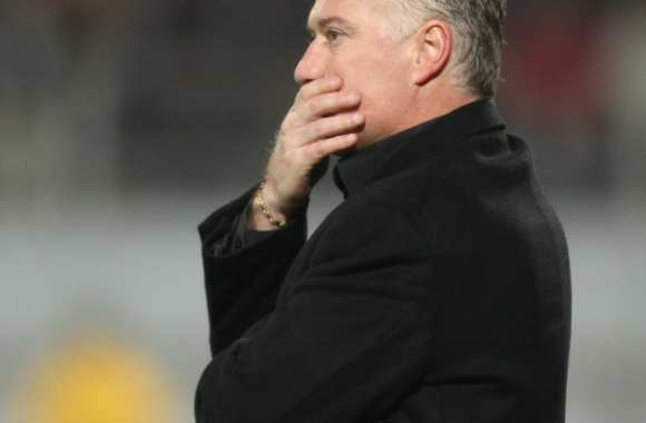 OM : Deschamps agacé