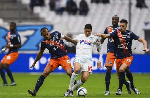OM - Montpellier en 16es de la Coupe de France