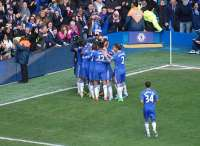 On �tait � Chelsea � Manchester