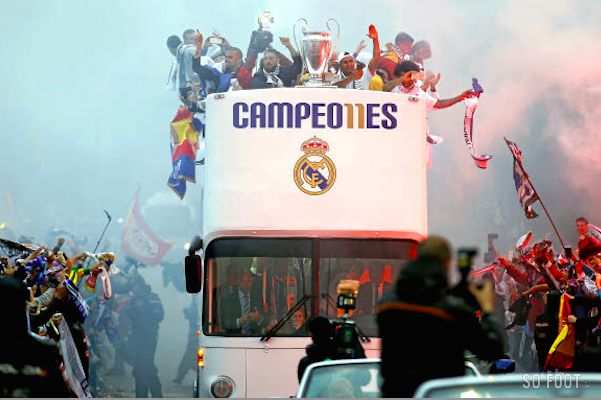 On était à Madrid pour la finale Atlético – Real Madrid