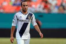 On était au retour de Landon Donovan
