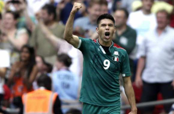 Oribe Peralta (Mexique)